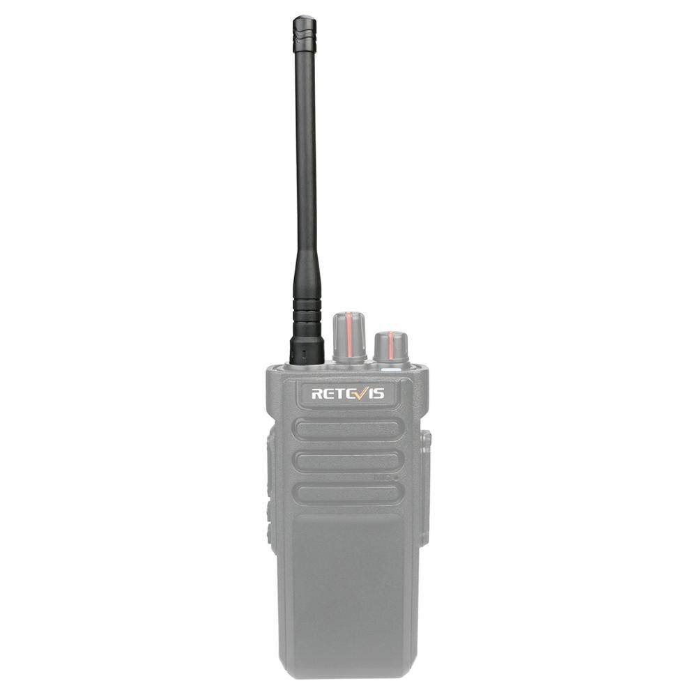 Retevis HA01 High-Gain VHF/UHF Antenna SMA-F for RETEVIS H777 RT5R RT29 Walkie Talkie Hf Transceiver C9068A