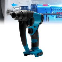 Adapted Hammer Electric-Demolition Makita Battery Drill Power-Impact-Drill Cordless Rechargeable