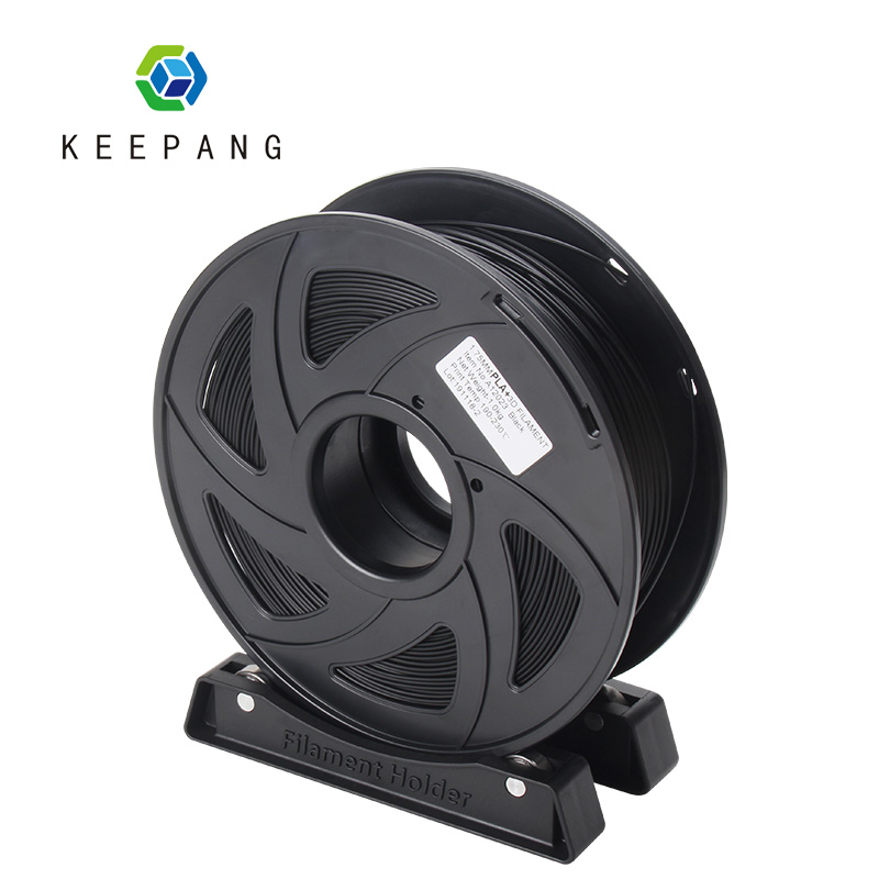 3D Printer Part Tabletop Filament Spool Holder Material Shelves Supplies Flexible Seat For ABS PLA 3D Printing Material Rack