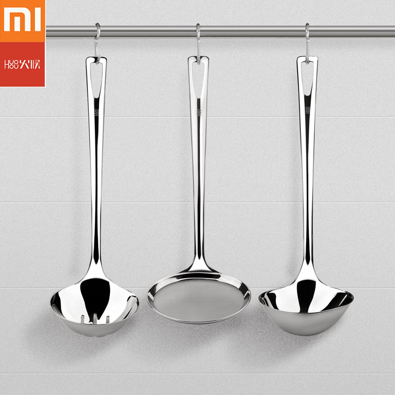 Original Xiaomi Mijia Huohou tableware Steak Knife Spoon Fork Stainless Steel Dinner Dinnerware Household Cutlery Set for Family|Smart Remote Control| |  - title=