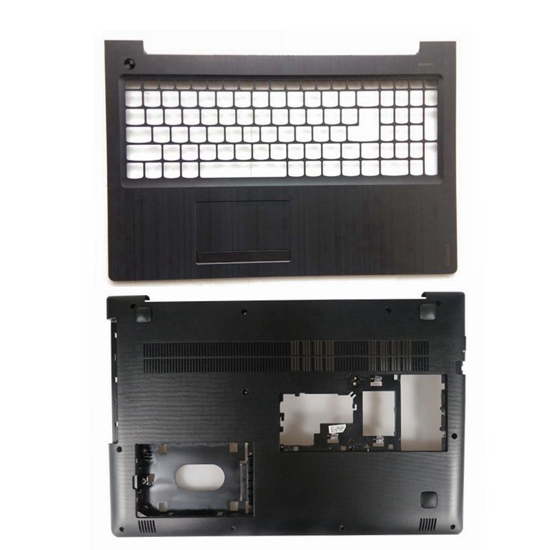 New For lenovo ideapad <font><b>510</b></font>-15 <font><b>510</b></font>-<font><b>15ISK</b></font> <font><b>510</b></font>-15IKB 310-15 310-<font><b>15ISK</b></font> 310-15ABR Lower laptop Bottom Case Cover AP10T000C00 Palmrest image