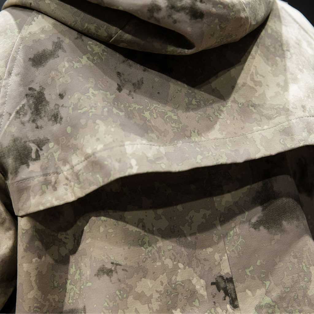Ha2d49f0e3fac4efcb994f60d593ab15dc - Casual Tops Plus Size  Fashion Fashion Men's Autumn Winter Solid Casual Long Sleeve Jacket Coat  wo man