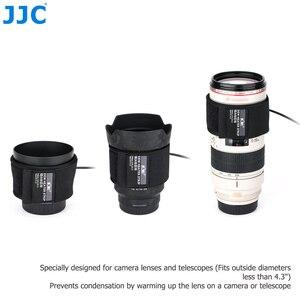 Image 2 - Calentador de lentes USB para Nikon, Canon, Sony, Olympus, Fujifilm, prevención de condensación