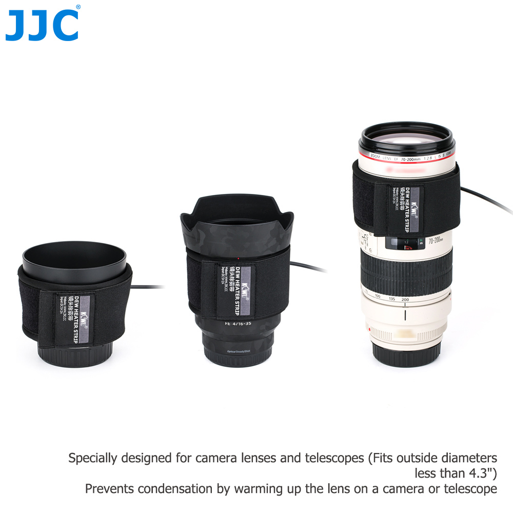 Linssinlämmittimen iltakasteenpoistaja USB-lämmitin Nikon Canon - Kamera ja valokuva - Valokuva 2