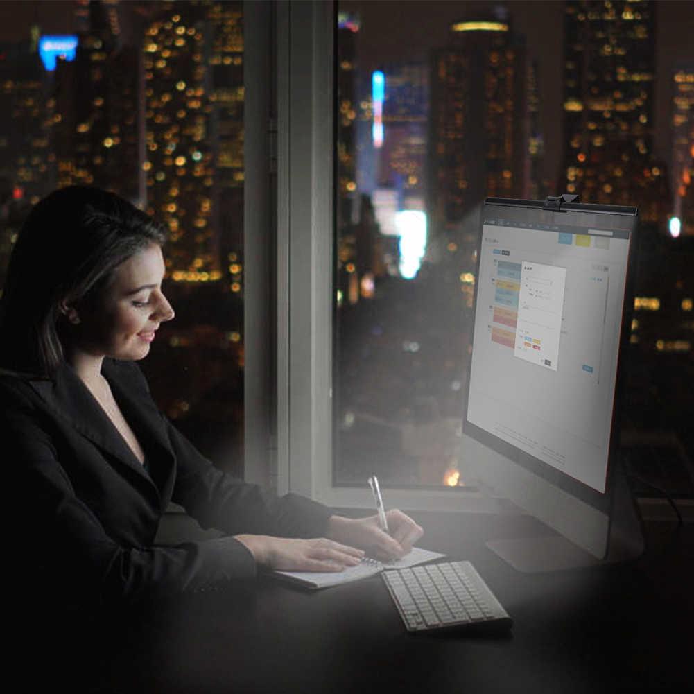 USB LED Dimmable moniteur ordinateur portable écran barre lumineuse Protection des yeux lampe de lecture veilleuses éclairage