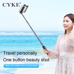 Image 4 - New wireless Bluetooth selfie stick detachable Bluetooth remote control independent detachable tripod portable selfie stick