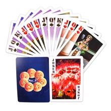 55 шт. Dragon Ball супер ультра инстинкт Гоку джирен игра в покер экшн игрушка фигурки Памятное издание коллекционные карты