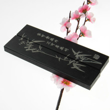 Stone Paperweights 20cm Portable Stone Paperweights Chinese Calligraphy Pen Ink Painting Creative Paper Weight Pisa Papeles