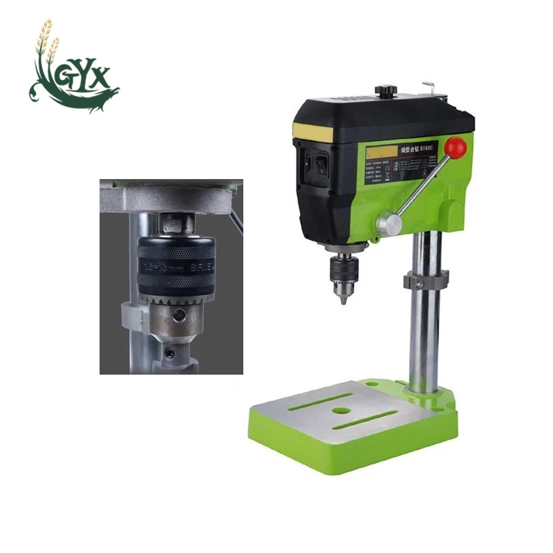 Bench drill small household drilling machine milling machine multi-function mini micro drilling machine drilling rig