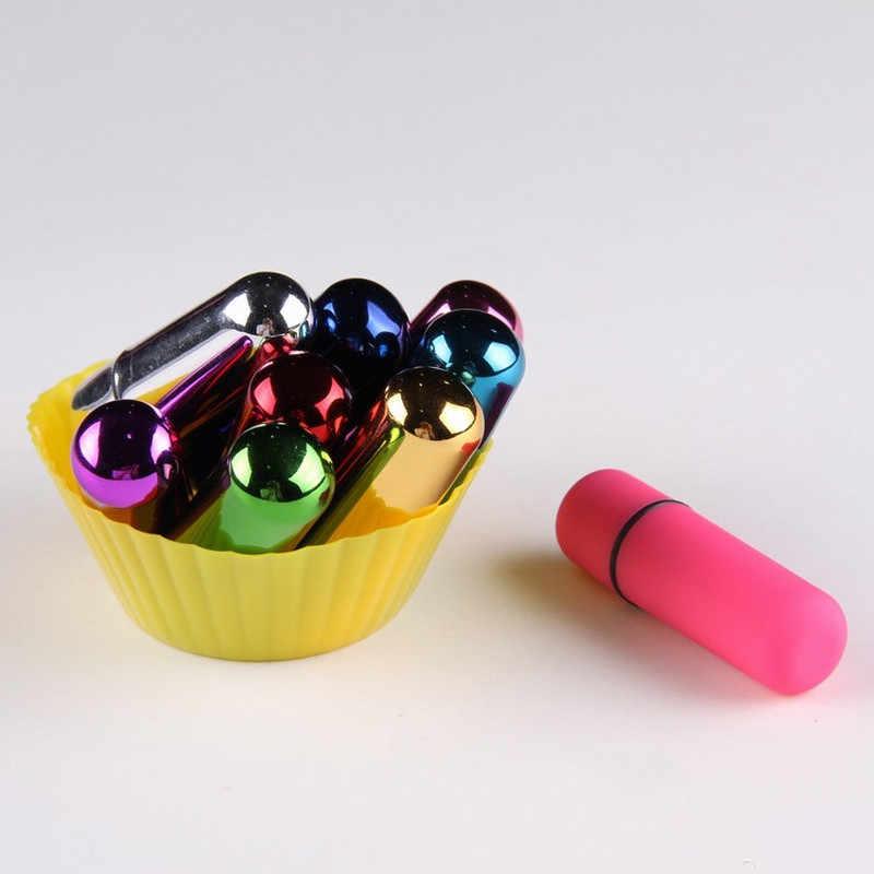 Mini Bullet vibrador punto G AV Stick impermeable, Juguetes sexuales para adultos para consolador de mujer, vibradores, productos de estimulación sexual