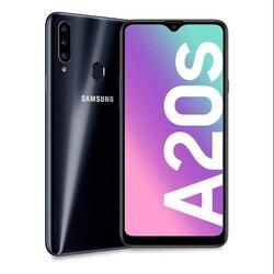 Samsung Galaxy A20s 3 Гб/32 ГБ черный (черный) с двумя SIM-картами