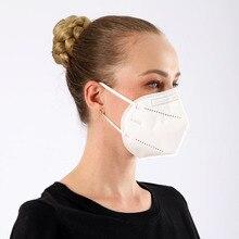 Original Mask N95 Dustproof Anti-fog And Breathable Face Masks 95% Filtration Anti Virus KN95 Masks Features as KF94 FFP2