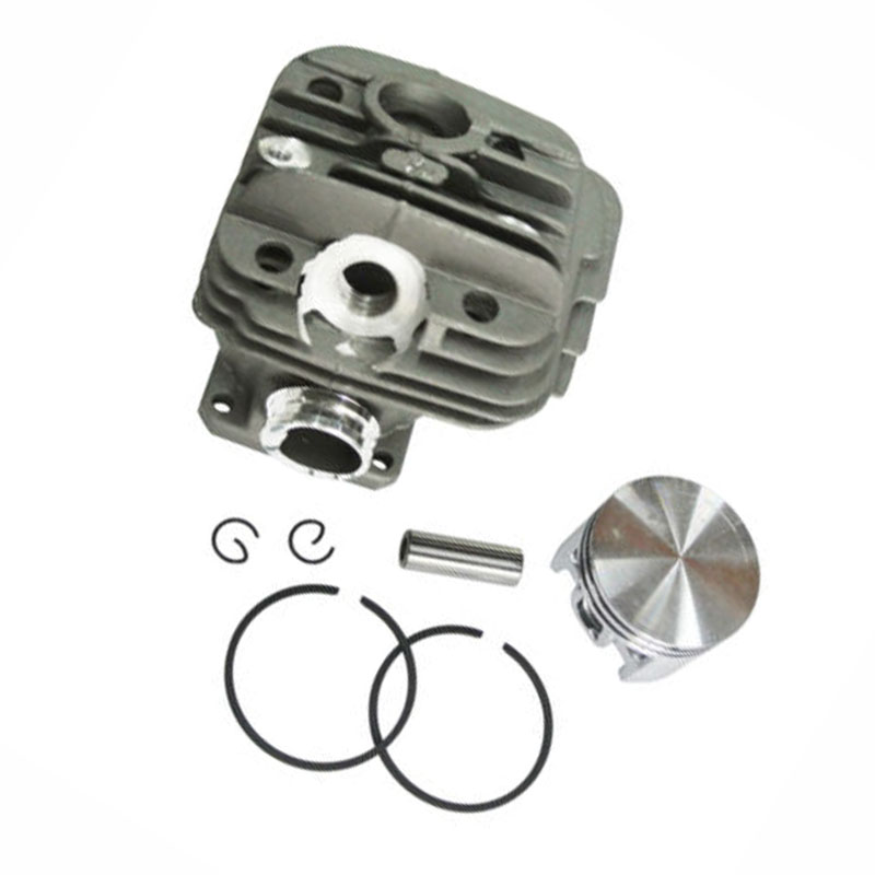 Cylinder&Piston Kit 44mm For Stihl 026 MS260 Chainsaw NIKASIL Plated Parts Sale
