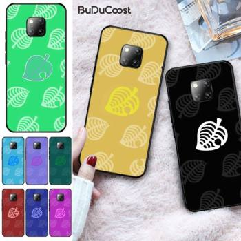 Benz Animal Crossing New Hori Riddle Phone Case For Huawei Mate 10 20 Lite 20X Mate20 10 Pro Mate9 Nova3 3i image