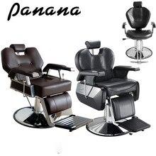 Panana – chaise de barbier, de haute qualité, pour Salon de coiffure, tatouage, beauté, rasage à filetage
