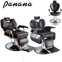 Panana Hoogwaardige Barbershop Winkel Salon Kapper Stoel Tattoo Styling Beauty Threading Scheren Kappers