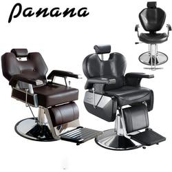 Panana di Alta Qualità Negozio di Barbiere Salone di Barbiere Sedia Del Tatuaggio di Styling Bellezza Threading Da Barba Barbieri La Nave in genere