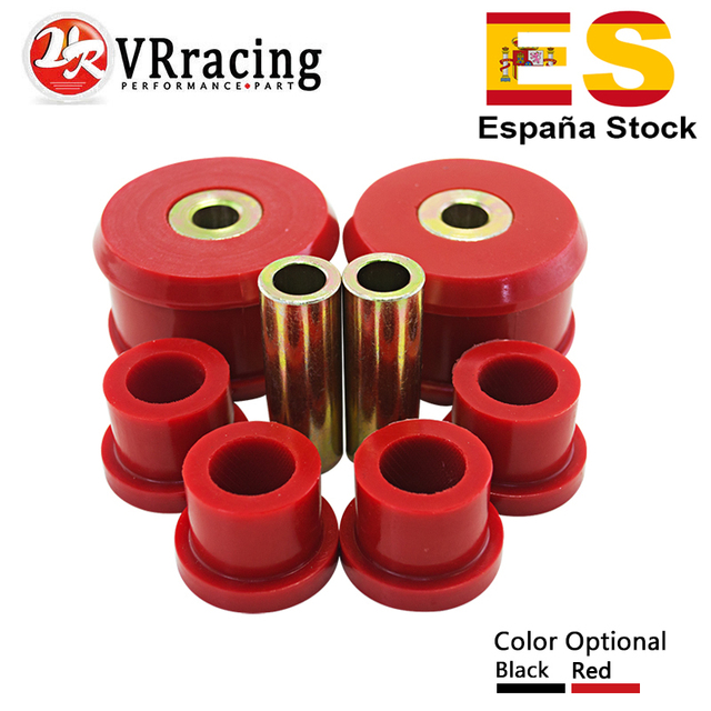 VR   Front Control Arm Bushing Kit FOR VW Beetle 98 06 / Golf 85 06 / Jetta 85 06 Polyurethane BLACK,RED VR CAB01