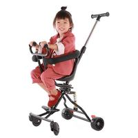 2019 New simple collapsible baby stroller easy care comfortable baby stroller