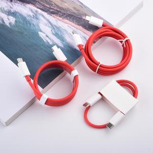 Oneplus Warp зарядный кабель 8T с двумя разъемами типа C 65 Вт USB C к проводу передачи данных типа C 0,35/1/1. Линия 5/2 м для One plus 1 + 8 8pro 7 7T Pro 6 6T|Кабели для мобильных телефонов|   | АлиЭкспресс