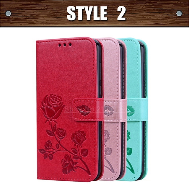 Phone Case For Hom Tom S99 Pattern Flip Case For HomTom S99 S 99 Coque Funda PU Leather Wallet Leather Cover Capasase