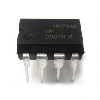 2pcs/lot LM2907N-8 LM2907 DIP-8 voltage frequency converter new original In Stock image