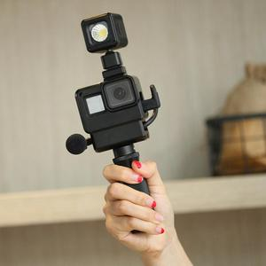 Image 2 - Ulanzi miniluz LED multifunción L1 Pro para vídeo, 10M, resistente al agua, con 20 filtros de colores para cámaras de acción de bolsillo Gopro/DJI OSMO