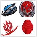 Nuckily дышащий PMT сверхлегкий MTB внедорожный велосипед Велоспорт безопасность шлем горный велосипед гоночный спортивный шлем