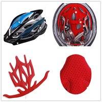 Nuckily 자전거 헬멧 성인을위한 통기성 자전거 안전 헬멧 pb01