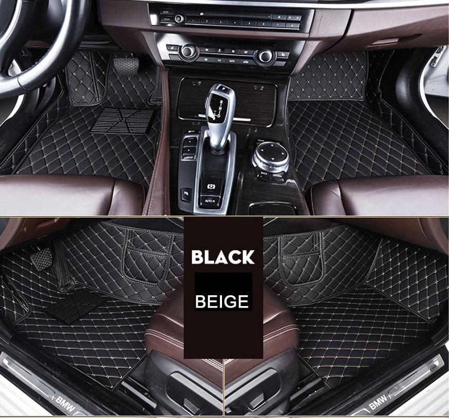 Tapis de sol en cuir pour Opel tous les modèles Astra h j g mokka insignia Cascada corsa adam ampera Andhra zafira style