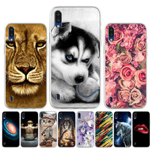 Matte Case For ZTE Blade A5 Pro Case Silicone Coque On ZTE Blade A530 A520 A510 2020 2019 Shockproof Soft Painted TPU Phone Capa
