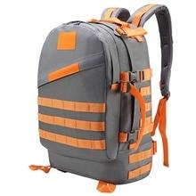 Unisex Outdoor Sport Climbing Mountaineering Backpack Waterproof Camping Hiking Shoulder Bag Trekking Rucksack Travel Daypack цена в Москве и Питере