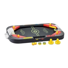 Mini Ice Hockey Table 2 in 1 Ice Hockey Tabletop Game For Children Air Hockey Table