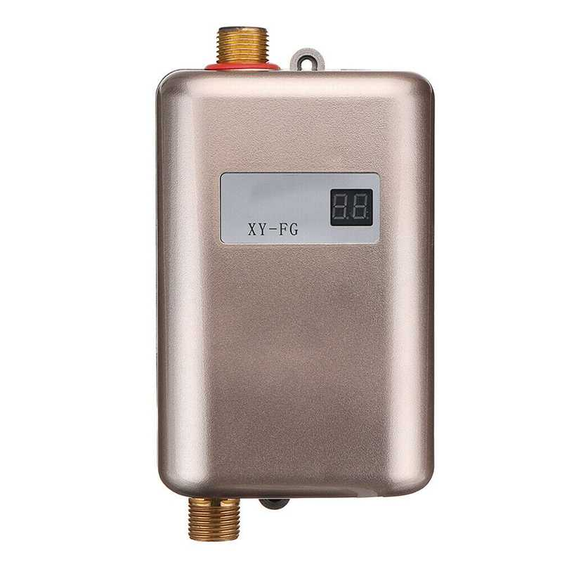 Electric Tankless Instant Hot Water