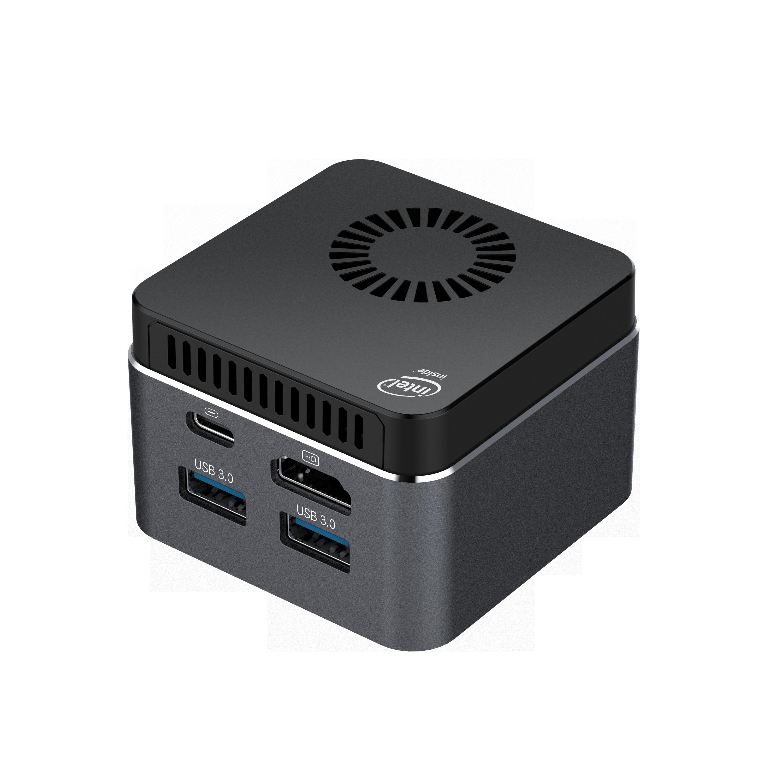 Мини компьютер M1T Win10 Linux Celeron N4100/N4120/J4125 8 ГБ ОЗУ 128 ГБ/256 ГБ/512 ГБ/IT ROM USB3.0 BT4.2 Dual WIFI 2,4G + 5,8G мини компьютер|Мини ПК|   | АлиЭкспресс