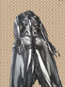 Image 4 - Черный кот симбиот девушка 3D Принт Дешевые спандекс женщина косплей костюм зентай боди горячая распродажа