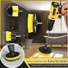 Escova de broca toalete ferramentas de limpeza do carro itens wc borstel silicone toalete escova de limpeza do agregado familiar broca escova para escovas mais limpas