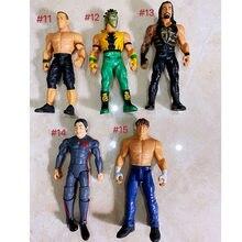 Novo 5 tipos 16-18cm cena roman grande cão personagens ocupação gladiadores wrestling lutador figura conjunta móvel brinquedo