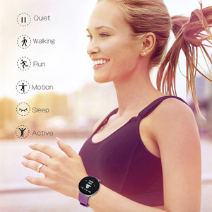 Image 5 - Lism 2019 Men Smartwatch Sport Pedometer Smart Watch Fitness Tracker Heart Rate Monitor Women Clock for Android
