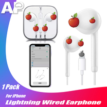 I7 Wired Earphone for iPad iPhone 5 6 7 8 Plus X XS MAX XR Bluetooth Earpiece Earpods