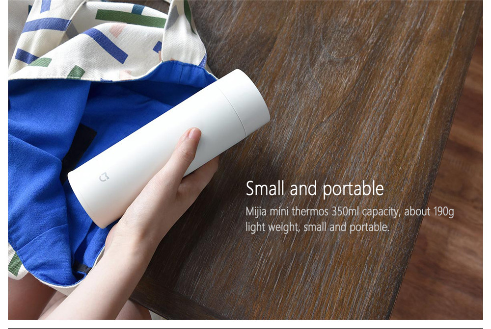 Xiaomi Mijia Mini 350ml Vacuum Flask 7