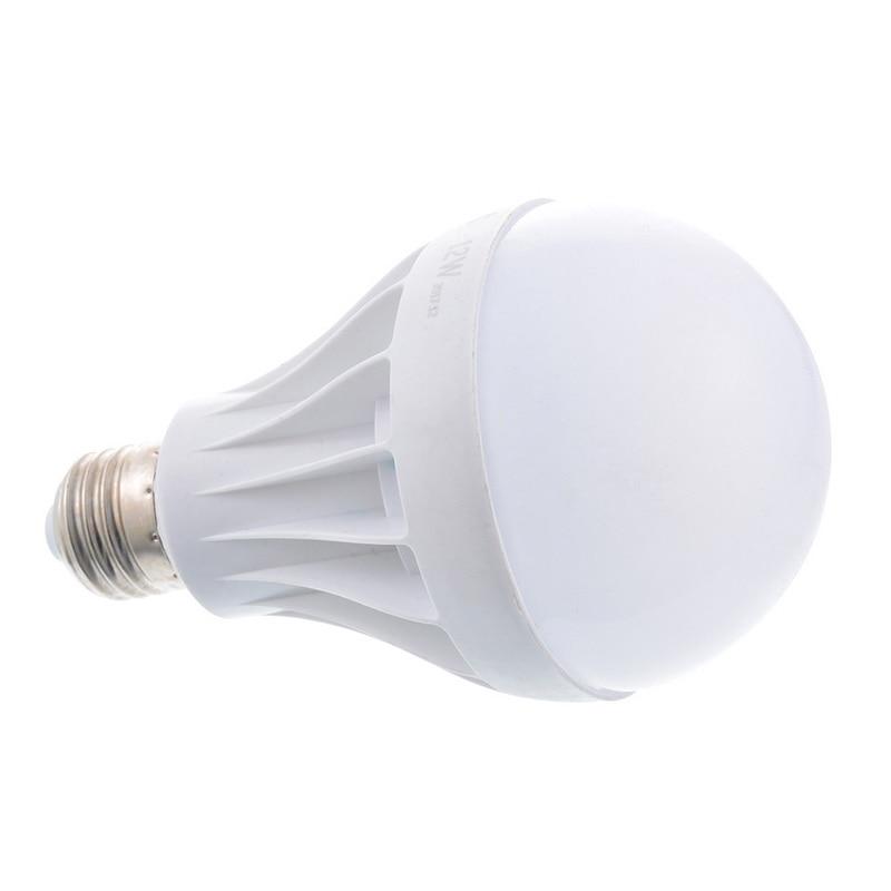 1PC LED Bulbs 220V E27 Sensor LED Light /Sound Motion & Light Sensor LED Lamp 3W 4W 5W 7W 9W 12W Bathroom Stairs Night