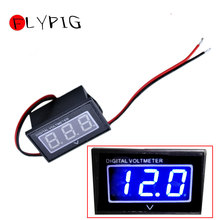 24V Golf Cart Digital Voltage Meter battery Gauge 15-120 Volt Club Car @20