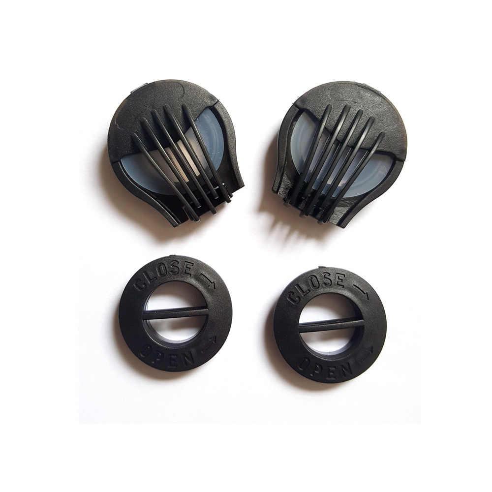 Fietsen Masker Stofdicht PM2.5 Filter Katoen Actieve Kool Bacteriën Bescherming Winddicht Cool Sport Masker Air Valve