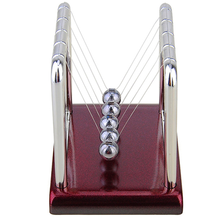 Newton Cradle Steel Balance Ball Physics Science Pendulum Desk Table Decor Toy School Early Childhood Education Supplies richard george boudreau incorporating bioethics education into school curriculums