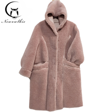 New Fashion Women's Teddy Lazy Wind Jacket in Wint