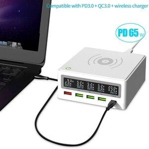 PD3.0 + QC3.0 Quick Wireless C