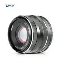 Объектив MEKE MK 50 мм f 2 0 с большой диафрагмой  ручная фокусировка  объектив для камер Fujifilm  для фотоаппаратов Fujifilm 1  2  5  5  5  5  5  4  5  5  5  5  4  5  5  5  1  4 ...