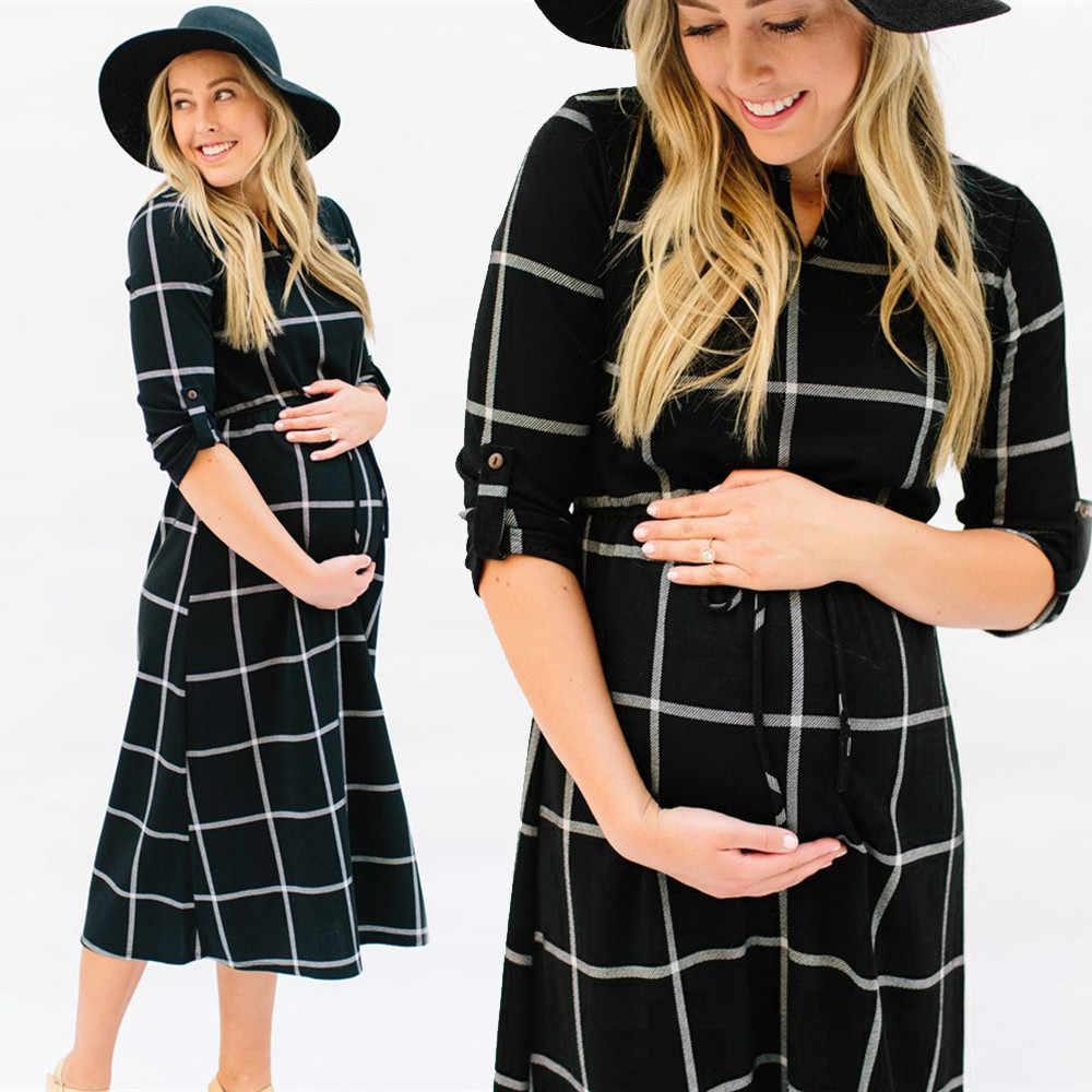 Elegante mutterschaft kleider Frauen Sexy Fotografie Requisiten schwangerschaft kleid Casual Pflege Boho Chic Krawatte Langen Kleid # guahao