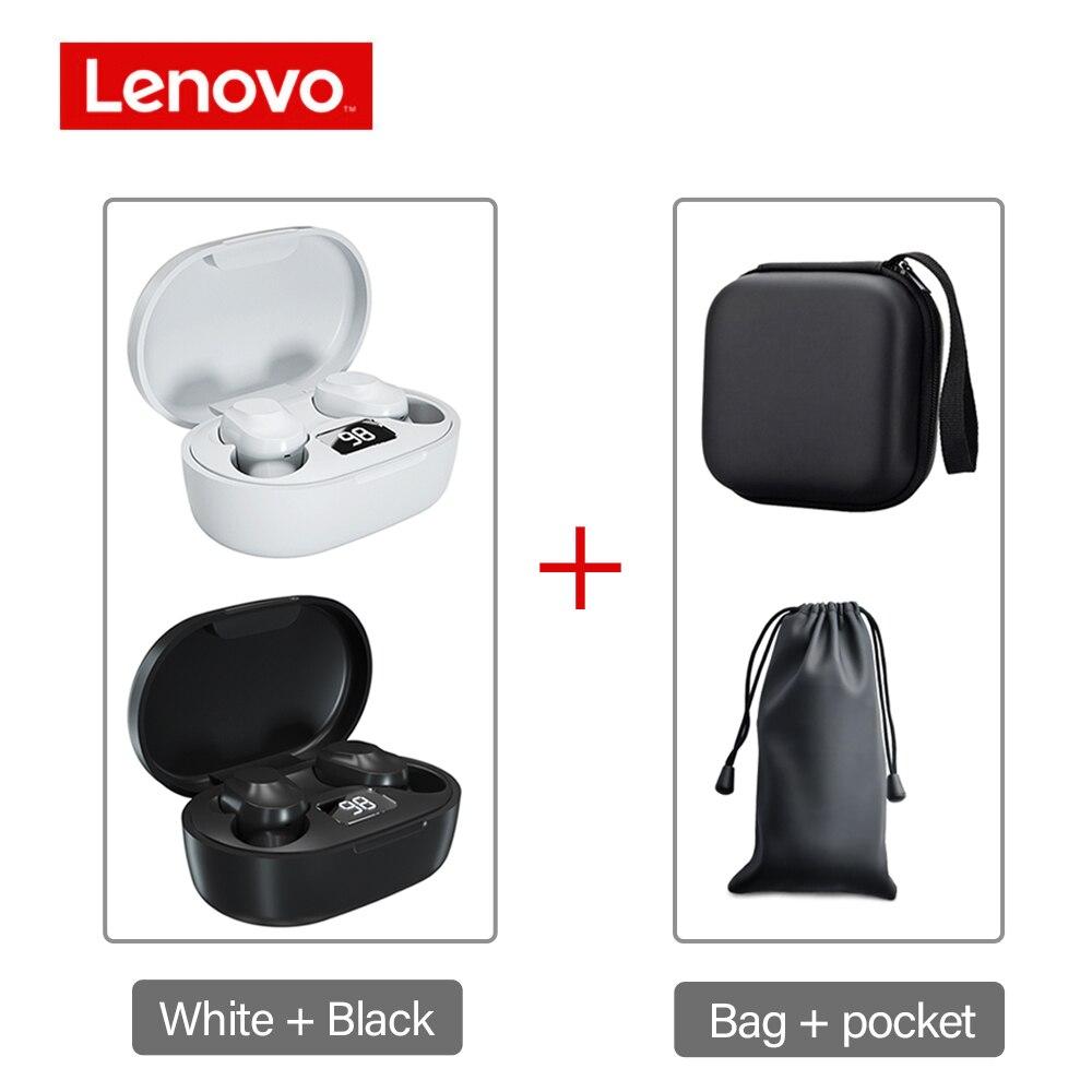 Black White case bag